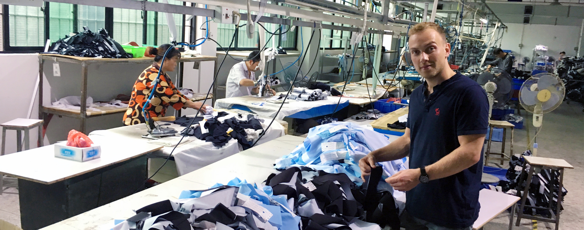 International clothing manufacturers directory. Our directory gives details of hundreds of factories across the world to help you locate the ideal clothing manufacturer for you. Easy to use search using Google Map technology.