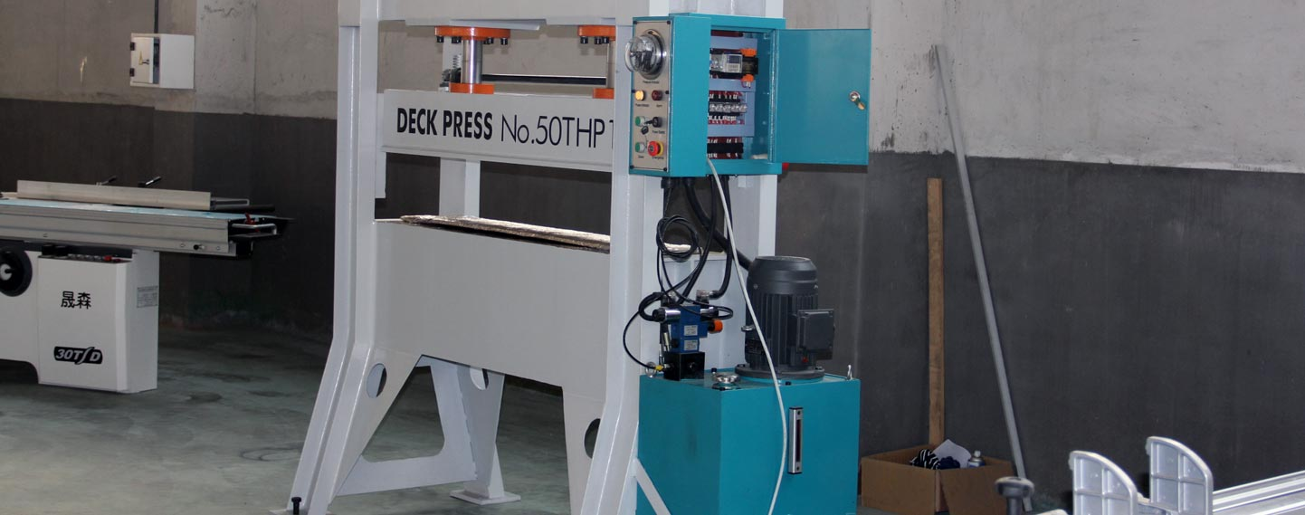 skateboard press machine